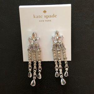 Kate Spade Catching Light Drama Earrings
